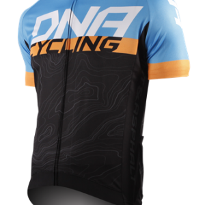 DNA Men's Century Short Sleeve Jersey Front