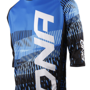 DNA Men's Free Ride Sleeved Jersey Front
