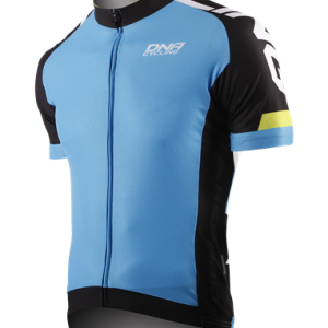 DNA Men's Race Short Sleeve Jersey Front
