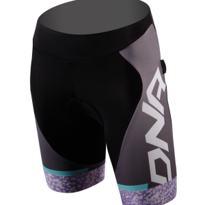DNA Ladies Race Shorts Front