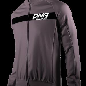 DNA Soft Shell Winter Jacket Asphalt Grey