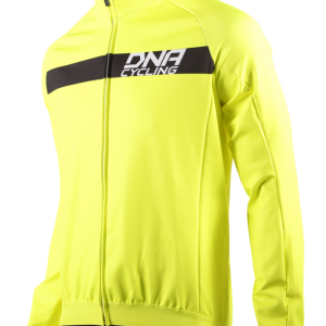 DNA Convertible Jacket Fluorescent/Black